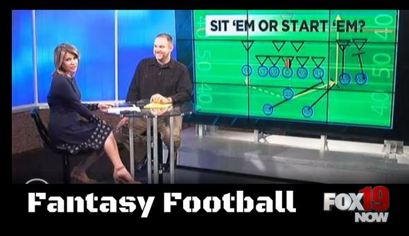 FOX19 Fantasy Friday: Week 1 Lineup Advice – Get Sports Info