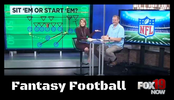 FOX19 Fantasy Friday: Week 6 Lineup Advice – Get Sports Info